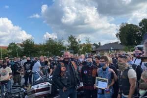 30.08.2020 - Anti Mobbing Aktion in Flensburg